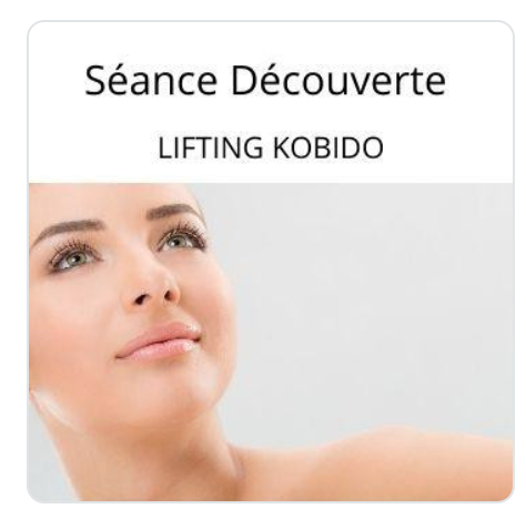 Séance Découverte - LIFTING KOBIDO